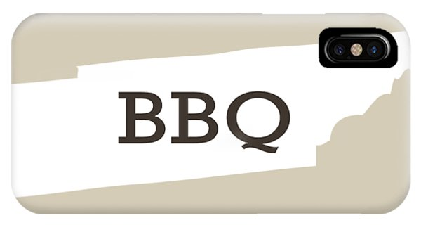 Barbeque iPhone Case - Tennessee Bbq by Nancy Ingersoll