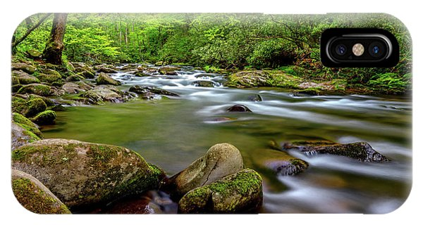 IPhone Case featuring the photograph Tennessee Stream by Christopher Holmes