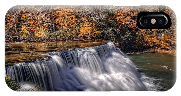 Tennessee Waterfall IPhone Case
