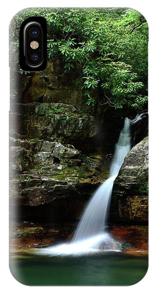 Tennessee's Blue Hole Falls IPhone Case