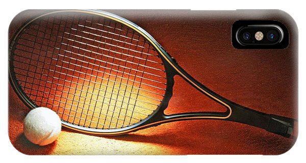 Tennis Racket IPhone Case