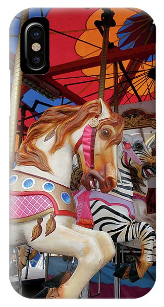 Tented Carousel IPhone Case