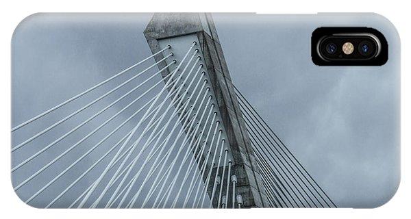 Terenez Bridge II IPhone Case