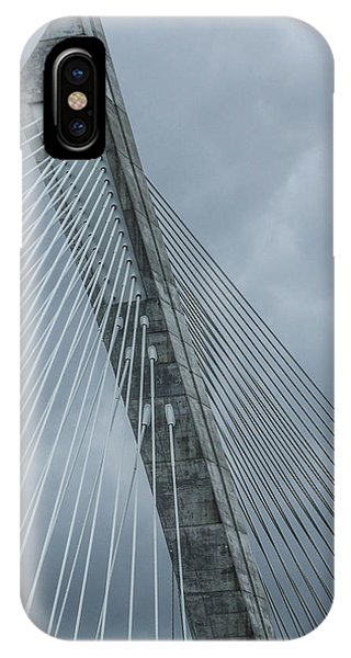 Terenez Bridge IIi IPhone Case