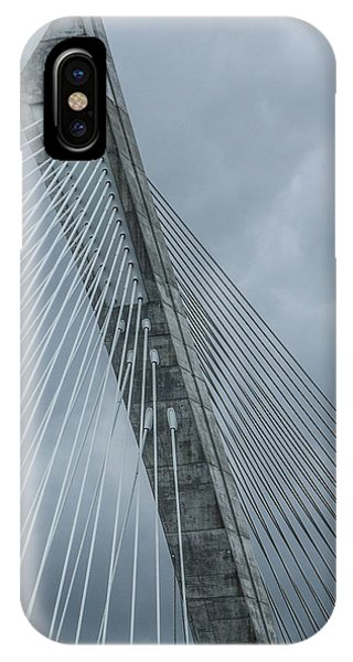 Terenez Bridge IIi IPhone Case