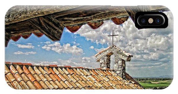 Terra Cotta Church IPhone Case