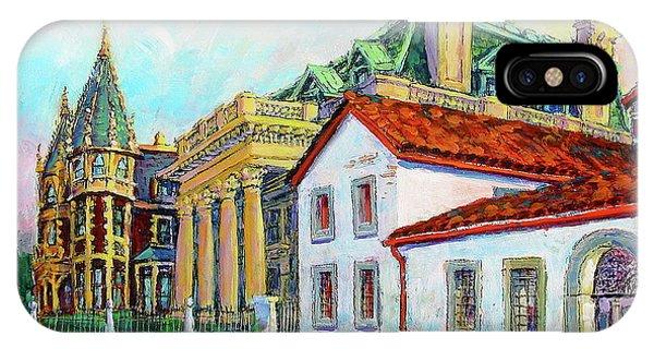 Terrace Villas IPhone Case