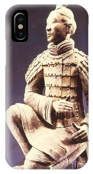 Terracotta Soldier IPhone Case