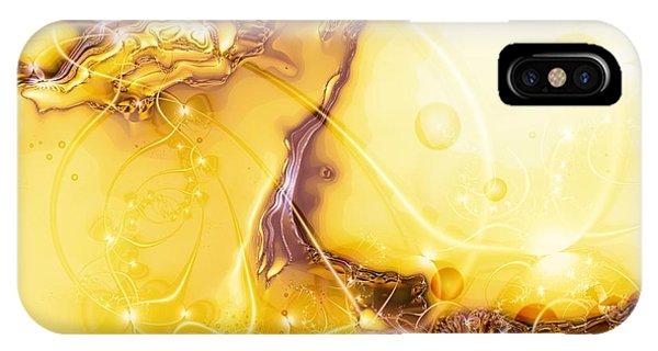 Terrain Of The Sun IPhone Case