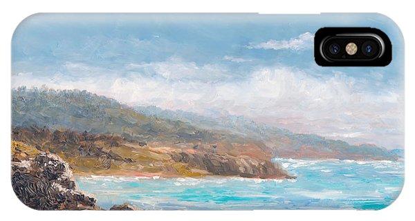 Terranea Pacific View IPhone Case