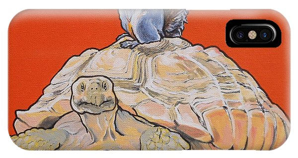 Terwilliger The Turtle IPhone Case
