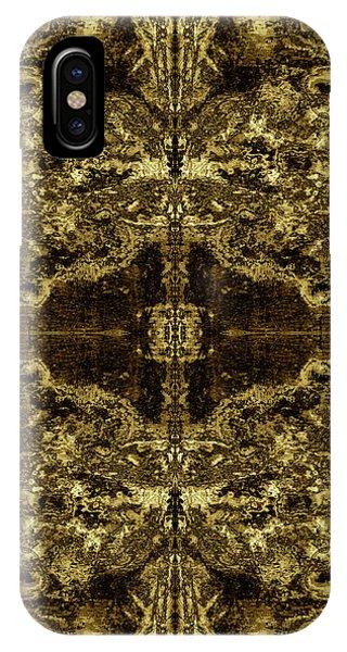 IPhone Case featuring the digital art Tessellation No. 2 by David Gordon