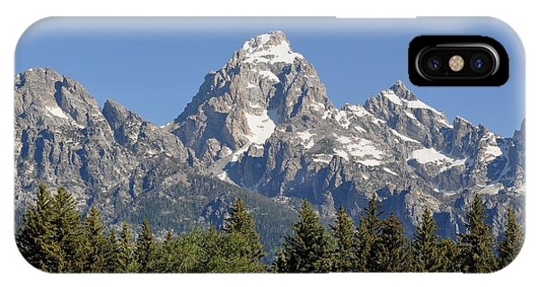 Teton Grande IPhone Case