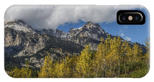 Teton Magic IPhone Case