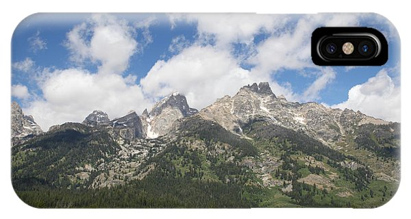 Teton View IPhone Case