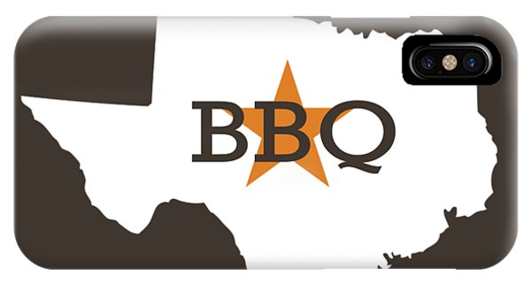 Barbeque iPhone Case - Texas Bbq by Nancy Ingersoll