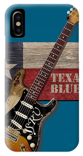 Texas Blues Shirt IPhone Case