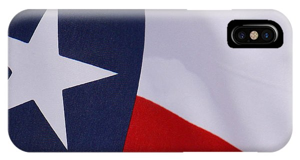 Texas Star IPhone Case