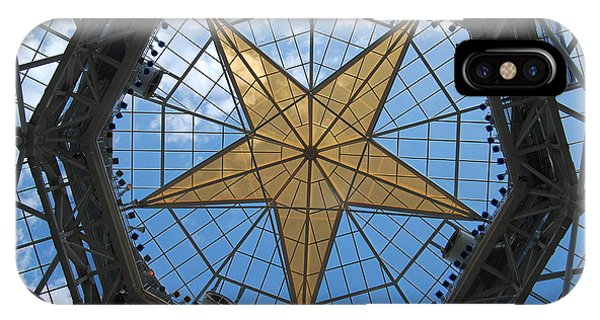 iPhone Case - Texas Star by Vince McCall