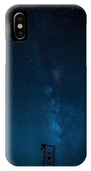 Texas Stars IPhone Case