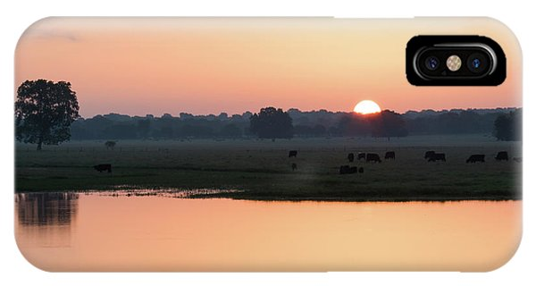 Texas Sunrise IPhone Case