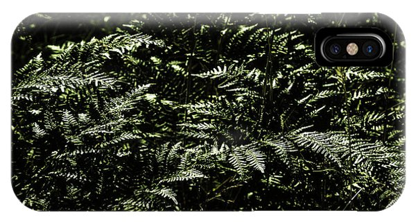Growth iPhone Case - Textures Of A Rainforest by Jorgo Photography - Wall Art Gallery