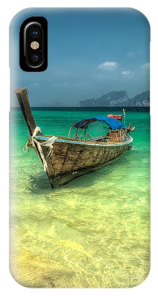 Thai Longboat  IPhone Case