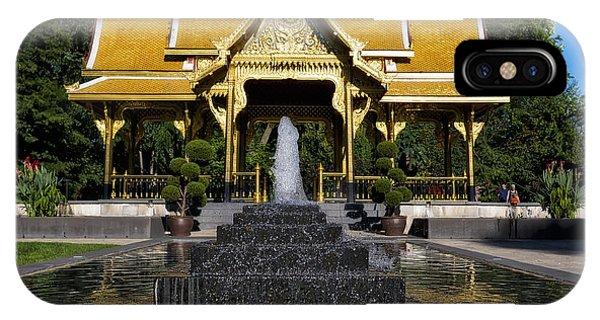 Thai Pavilion - Madison - Wisconsin IPhone Case