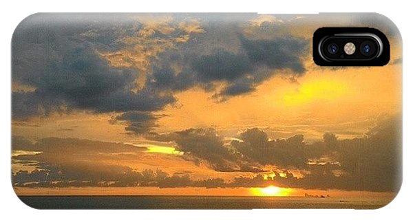 Beautiful Sunrise iPhone Case - Thailand Sunset by Georgia Fowler