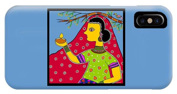 Thamasoma Jyothirgamaya IPhone Case