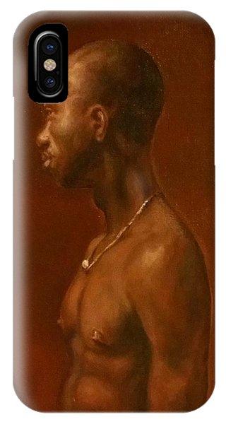 Vincent After Jacob Collins IPhone Case