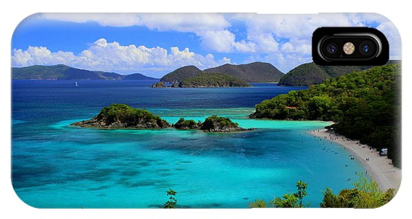 Thank You St. John Usvi IPhone Case