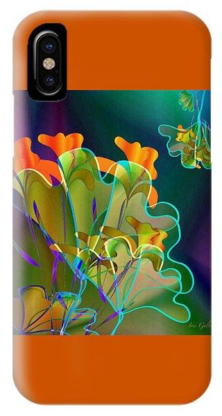 Thanksgiving Bouquet IPhone Case