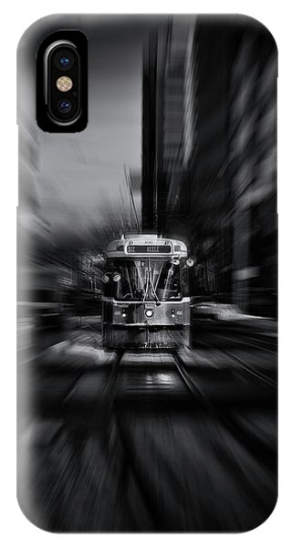 The 512 St. Clair Streetcar Toronto Canada Flow IPhone Case