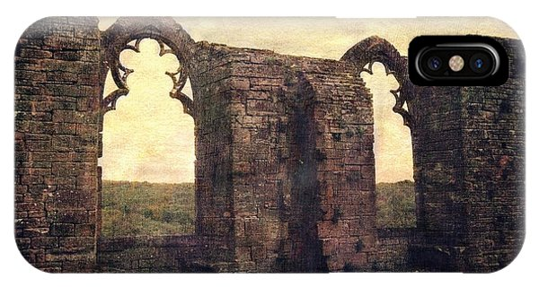 The Abbey Ruins IPhone Case
