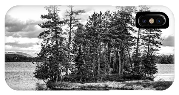 iPhone Case - The Adirondack by George Fredericks