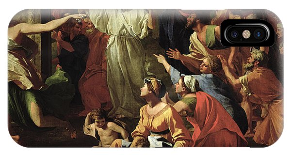 The Adoration Of The Golden Calf IPhone Case