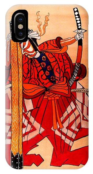 The Age Of The Samurai 04 IPhone Case