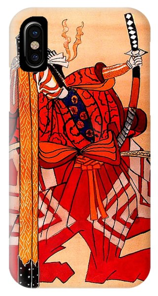 The Age Of The Samurai 04 IPhone Case