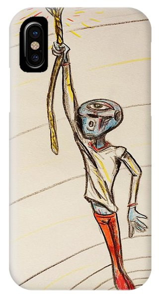 The Aliens Least Favorite Dream IPhone Case