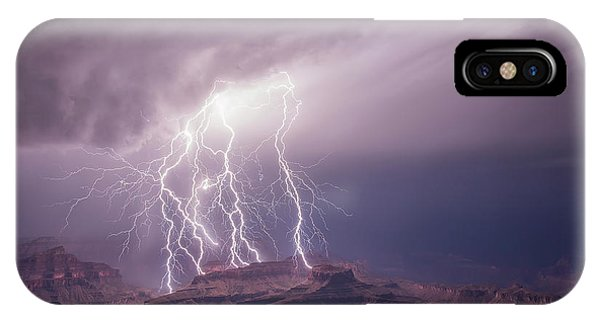 The All Spark IPhone Case