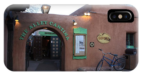 The Alley Cantina IPhone Case