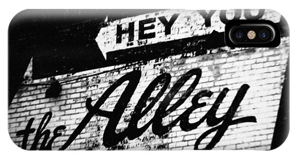 The Alley Chicago IPhone Case