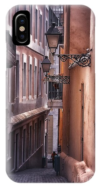 The Alleyways Of San Juan IPhone Case
