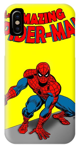 The Amazing Spider-man IPhone Case