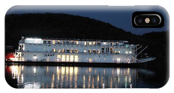 The American Duchess At Night IPhone Case