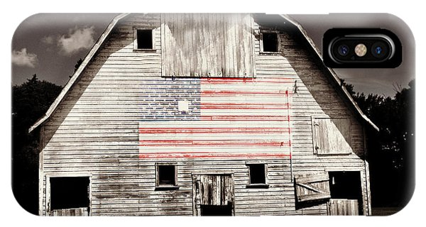 The American Farm IPhone Case