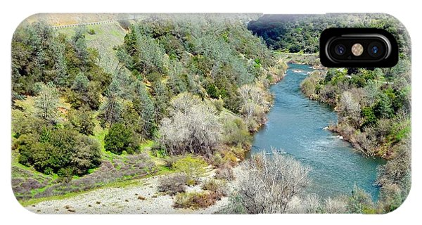 The American River IPhone Case