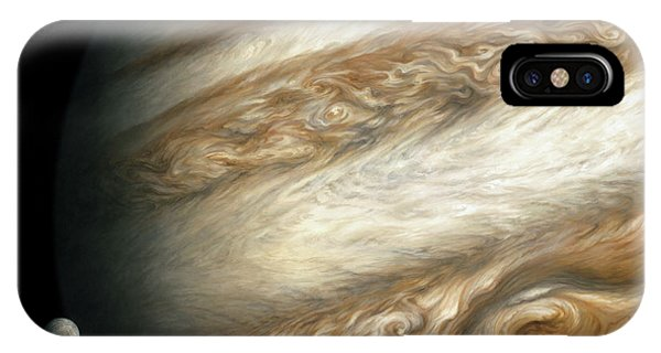 The Ancient Dance Of Europa And Jupiter IPhone Case