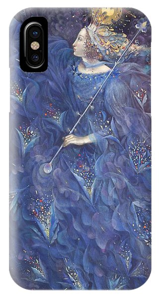 The Angel Of Power IPhone Case